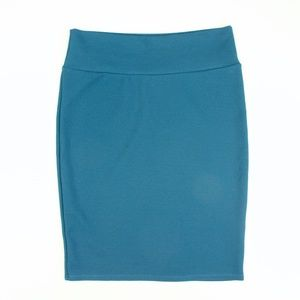 NWOT Solid Cassie Pencil Skirt {LuLaRoe}